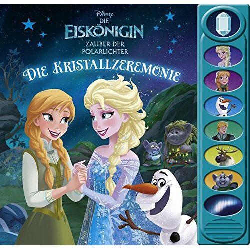 Phoenix Disney Die Eiskönigin - Die Kristallzeremonie - Preis vom 29.07.2021 04:48:49 h