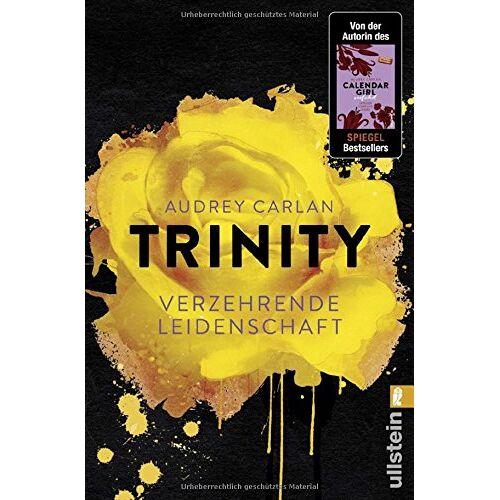 Audrey Carlan - Trinity - Verzehrende Leidenschaft (Die Trinity-Serie, Band 1) - Preis vom 02.08.2021 04:48:42 h