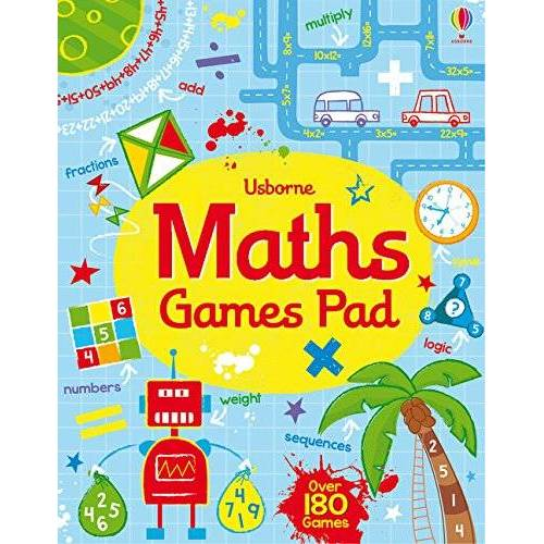 Kirsteen Robson - Maths Puzzles Pad (Tear-off Pads) - Preis vom 23.10.2021 04:56:07 h