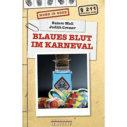Judith Cremer - Blaues Blut im Karneval - Preis vom 14.06.2021 04:47:09 h