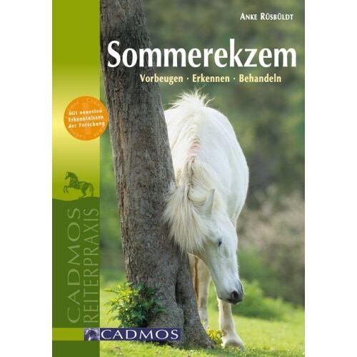Anke Rüsbüldt - Sommerekzem: Erkennen - Vorbeugen - Behandeln - Preis vom 16.06.2021 04:47:02 h