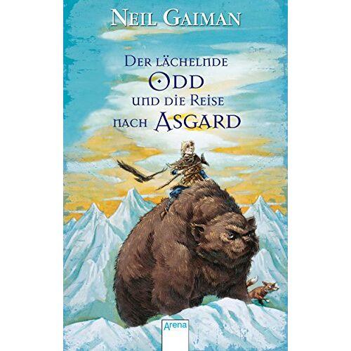 Neil Gaiman - Der lächelnde Odd und die Reise nach Asgard - Preis vom 22.06.2021 04:48:15 h