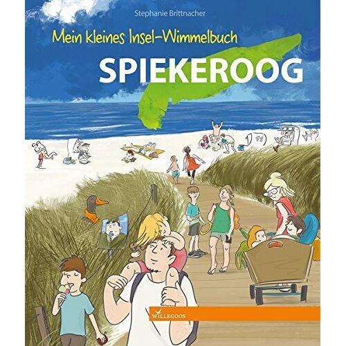 - Mein kleines Insel-Wimmelbuch Spiekeroog - Preis vom 18.06.2021 04:47:54 h