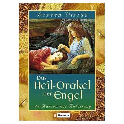 Doreen Virtue - Das Heil-Orakel der Engel. 44 Orakel-Karten - Preis vom 30.07.2021 04:46:10 h