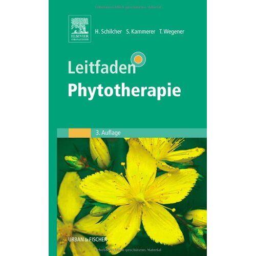 Heinz Schilcher - Leitfaden Phytotherapie - Preis vom 24.07.2021 04:46:39 h