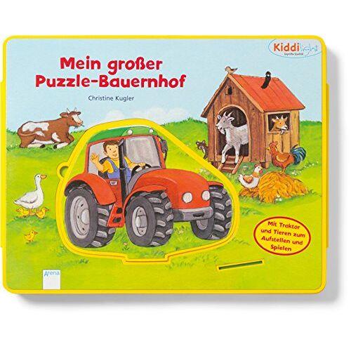 - Mein großer Puzzle-Bauernhof: Kiddilight - Preis vom 03.08.2021 04:50:31 h