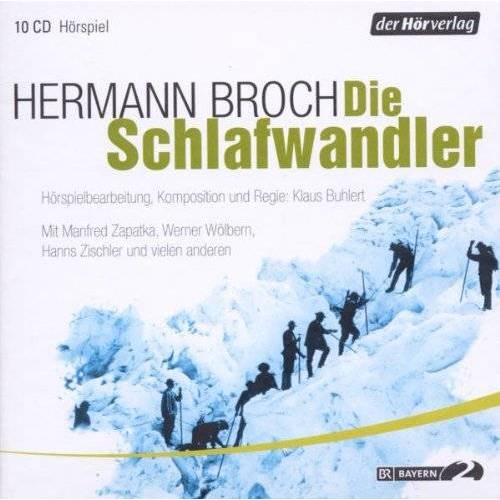 Hermann Broch - Die Schlafwandler - Preis vom 14.06.2021 04:47:09 h