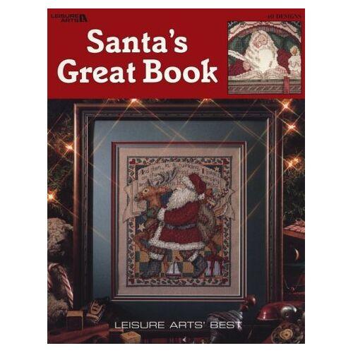 Leisure Arts - Santa's Great Book (Leisure Arts #2840) (Leisure Arts Best) - Preis vom 14.06.2021 04:47:09 h