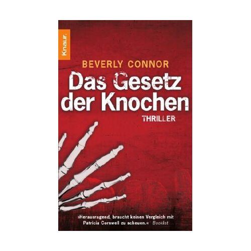 Beverly Connor - Das Gesetz der Knochen: Thriller - Preis vom 12.06.2021 04:48:00 h