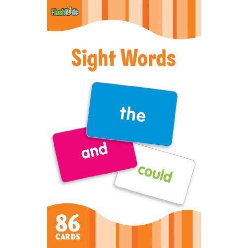 Flash Kids Editors - Sight Words (Flash Kids Flash Cards) - Preis vom 28.07.2021 04:47:08 h