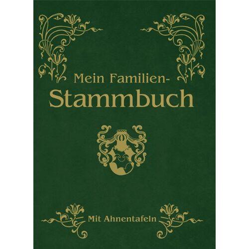 - Mein Familien-Stammbuch: Mit Ahnentafeln - Preis vom 15.09.2021 04:53:31 h