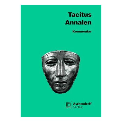 Tacitus Tacitus - Annalen: Kommentar - Preis vom 11.06.2021 04:46:58 h