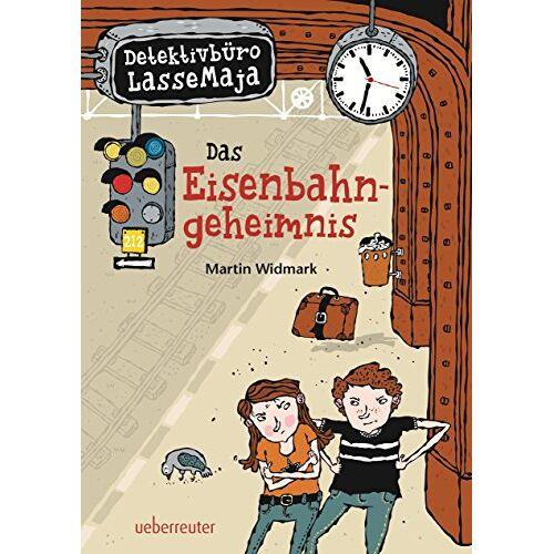 Martin Widmark - Das Eisenbahngeheimnis: Detektivbüro LasseMaja Bd. 14 - Preis vom 23.09.2021 04:56:55 h