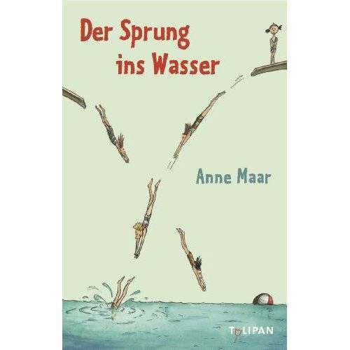 Anne Maar - Der Sprung ins Wasser - Preis vom 16.06.2021 04:47:02 h