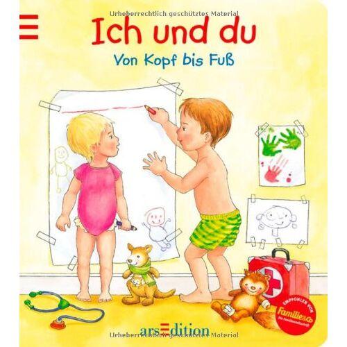 Sonja Fiedler - Ich und du: Von Kopf bis Fuß - Preis vom 16.06.2021 04:47:02 h