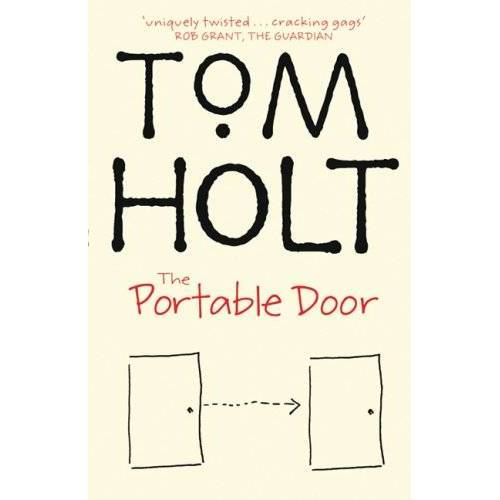 Tom Holt - The Portable Door - Preis vom 13.10.2021 04:51:42 h