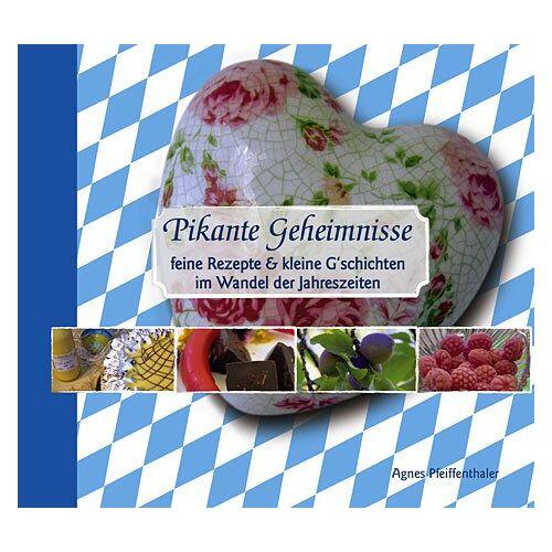 Agnes Pfeiffenthaler - Pikante Geheimnisse - Preis vom 19.06.2021 04:48:54 h