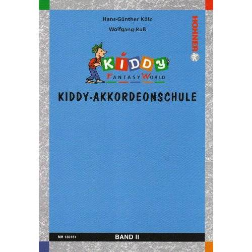- Kiddy Akkordeonschule 2. Akkordeon - Preis vom 24.07.2021 04:46:39 h