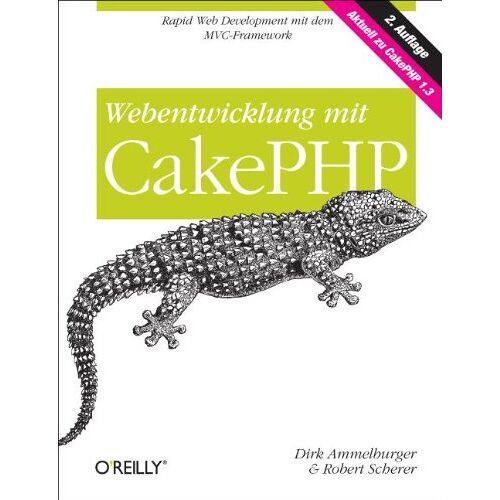 Dirk Ammelburger - Webentwicklung mit CakePHP - Preis vom 19.06.2021 04:48:54 h