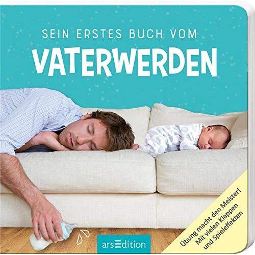 - Sein erstes Buch vom Vaterwerden - Preis vom 13.09.2021 05:00:26 h