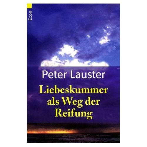 Peter Lauster - Liebeskummer als Weg der Reifung - Preis vom 06.05.2021 04:54:26 h