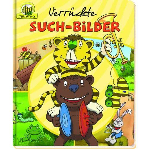 Janosch - Janosch, Verrückte Suchbilder - Preis vom 04.12.2020 06:06:01 h