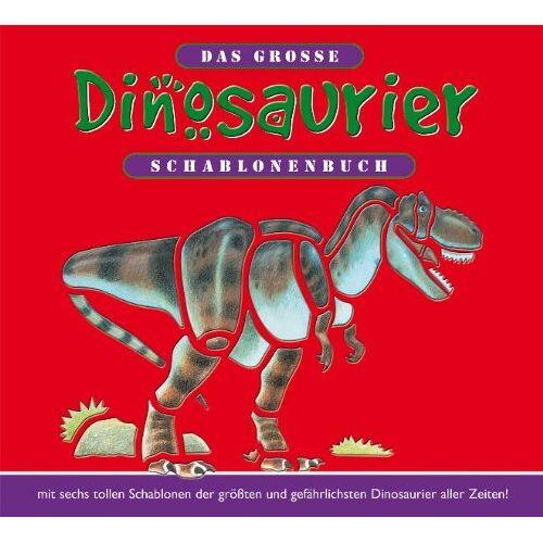 - Das große Dinosaurier-Schablonenbuch - Preis vom 12.05.2021 04:50:50 h