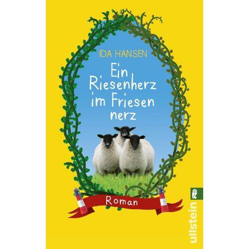 Hansen Ein Riesenherz im Friesennerz: Roman - Preis vom 14.01.2021 05:56:14 h