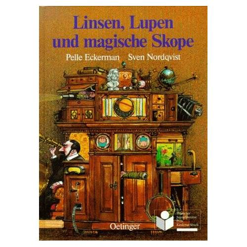 Pelle Eckerman - Linsen, Lupen und magische Skope - Preis vom 27.02.2021 06:04:24 h