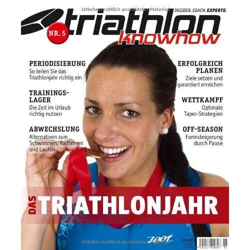 - triathlon knowhow: Das Triathlonjahr - Preis vom 14.11.2019 06:03:46 h