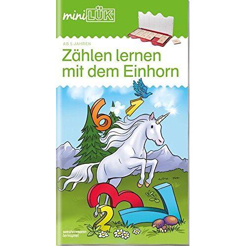 Heinz Vogel - miniLÜK: Zählen lernen mit dem Einhorn - Preis vom 10.05.2021 04:48:42 h