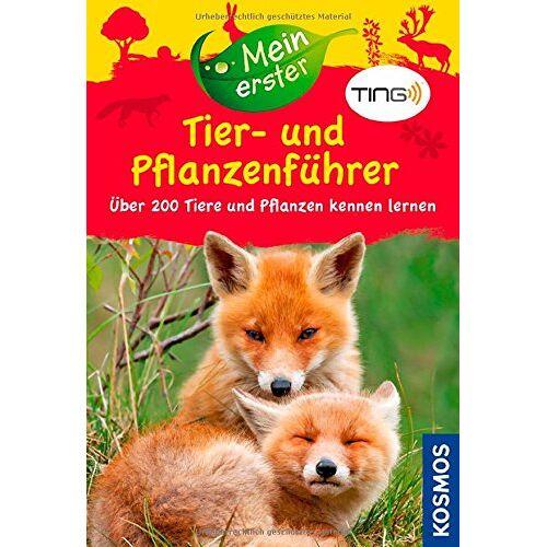 Holger Haag - Mein erster Tier- und Pflanzenführer mit TING: Über 200 Tiere und Pflanzen kennen lernen (Mein erstes...) - Preis vom 06.03.2021 05:55:44 h