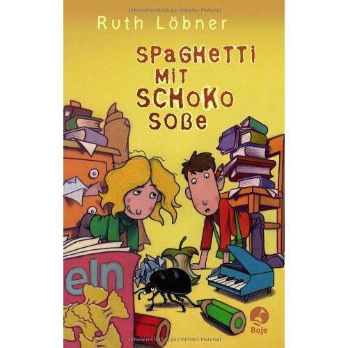 Ruth Löbner - Spaghetti mit Schokosoße - Preis vom 03.09.2020 04:54:11 h