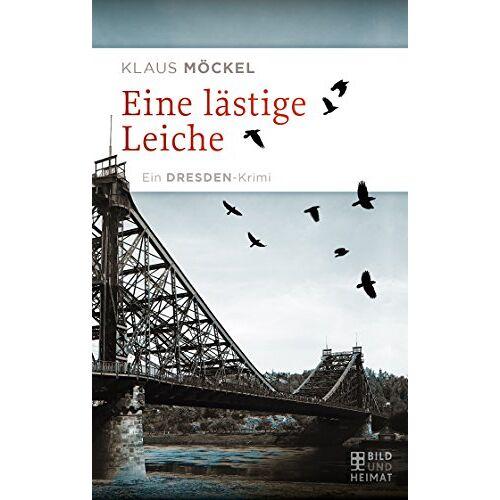 Klaus Möckel - Eine lästige Leiche: Ein Dresden-Krimi - Preis vom 21.10.2020 04:49:09 h