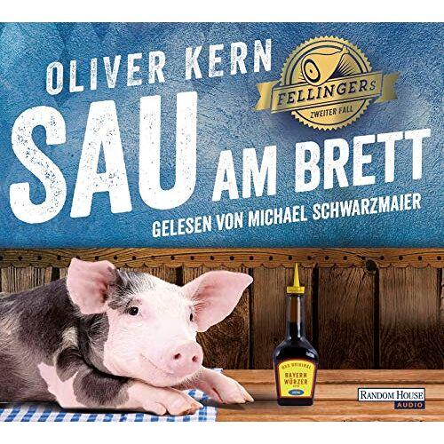 Oliver Kern - Sau am Brett: Fellinger 2 (Fellinger-Serie, Band 2) - Preis vom 12.04.2021 04:50:28 h