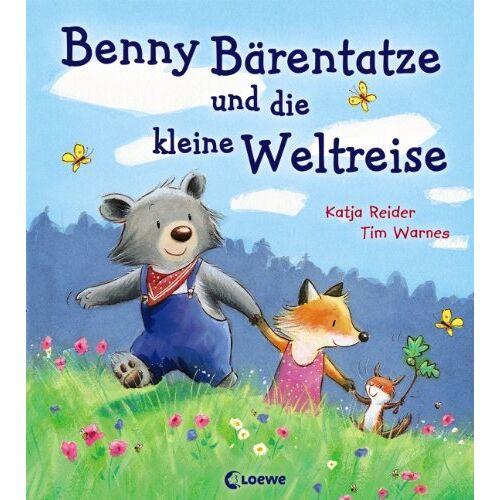 Katja Reider - Benny Bärentatze und die kleine Weltreise - Preis vom 16.05.2021 04:43:40 h