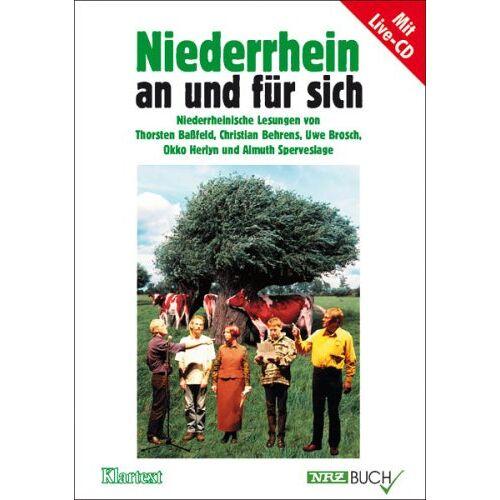 Thorsten Bassfeld - Der Niederrheiner an sich, m. Audio-CD - Preis vom 04.09.2020 04:54:27 h
