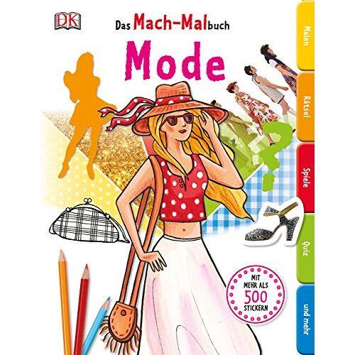- Das Mach-Malbuch. Mode - Preis vom 26.02.2020 06:02:12 h