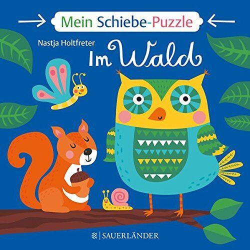- Mein Schiebe-Puzzle: Im Wald - Preis vom 20.10.2020 04:55:35 h