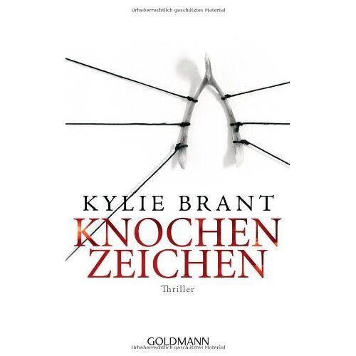 Kylie Brant - Knochenzeichen: Thriller - Preis vom 14.01.2021 05:56:14 h