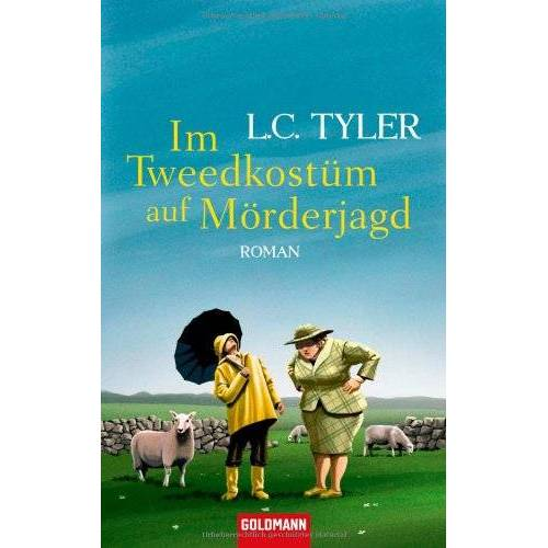 Tyler, L. C. - Im Tweedkostüm auf Mörderjagd: Roman - Preis vom 03.09.2020 04:54:11 h
