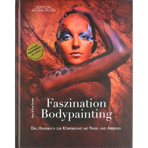 Peter Tronser - Faszination Bodypainting: Das Handbuch zur Körperkunst mit Pinsel und Airbrush - Preis vom 03.09.2020 04:54:11 h