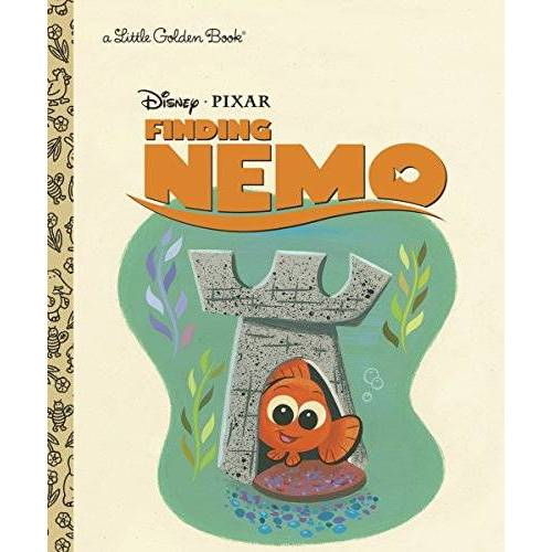 Disney Finding Nemo (Disney/Pixar Finding Nemo) (Little Golden Book) - Preis vom 09.05.2021 04:52:39 h