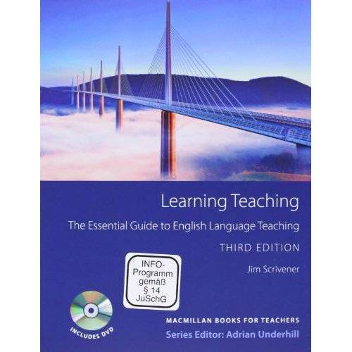 Jim Scrivener - Learning Teaching (3rd Edition): The Essential Guide to English Language Teaching.Macmillan Books for Teachers / Buch mit DVD-ROM - Preis vom 16.04.2021 04:54:32 h