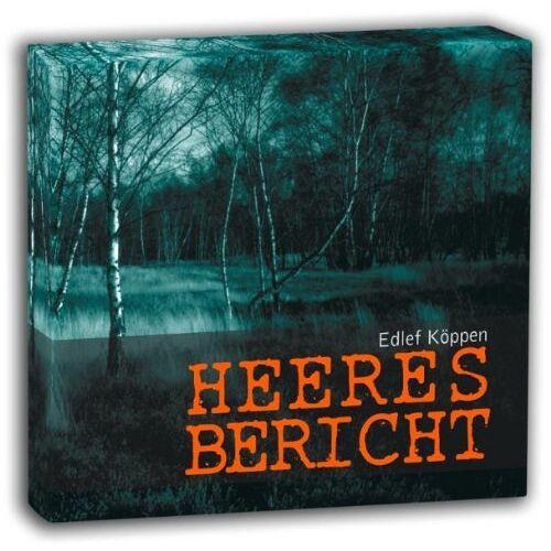 Edlef Köppen - Heeresbericht - Preis vom 05.05.2021 04:54:13 h