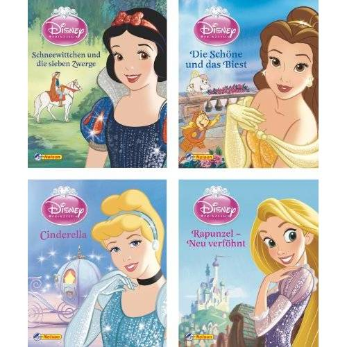 n.n. - Disney Prinzessinnen Nr. 1 - 4 - Preis vom 23.06.2020 05:06:13 h