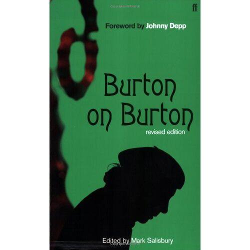 Mark Salisbury - Burton on Burton - Preis vom 20.06.2020 04:58:35 h