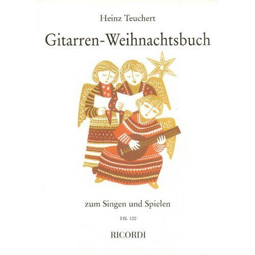 - Gitarrenweihnachtsbuch. Gitarre - Preis vom 11.05.2021 04:49:30 h