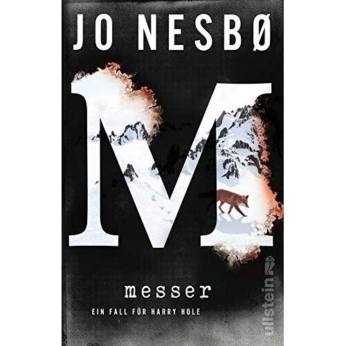 Jo Nesbo - Messer: Kriminalroman (Ein Harry-Hole-Krimi, Band 12) - Preis vom 07.05.2021 04:52:30 h