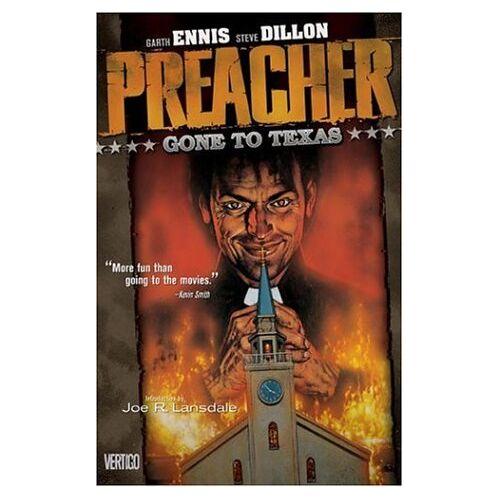 Garth Ennis - Preacher VOL 01: Gone to Texas (Preacher (DC Comics)) - Preis vom 11.04.2021 04:47:53 h